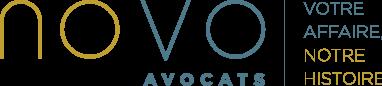 NOVO Avocats - Logo